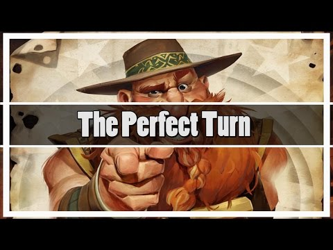 The perfect turn?