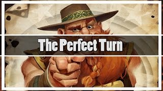Hearthstone: The Perfect Turn (Brann Bronzebeard) ......... Almost!
