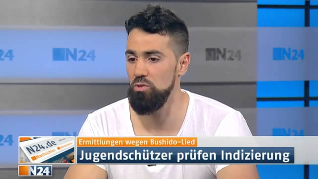 N24 Now Bushido Bricht Sein Schweigen Im N24 Interview Youtube