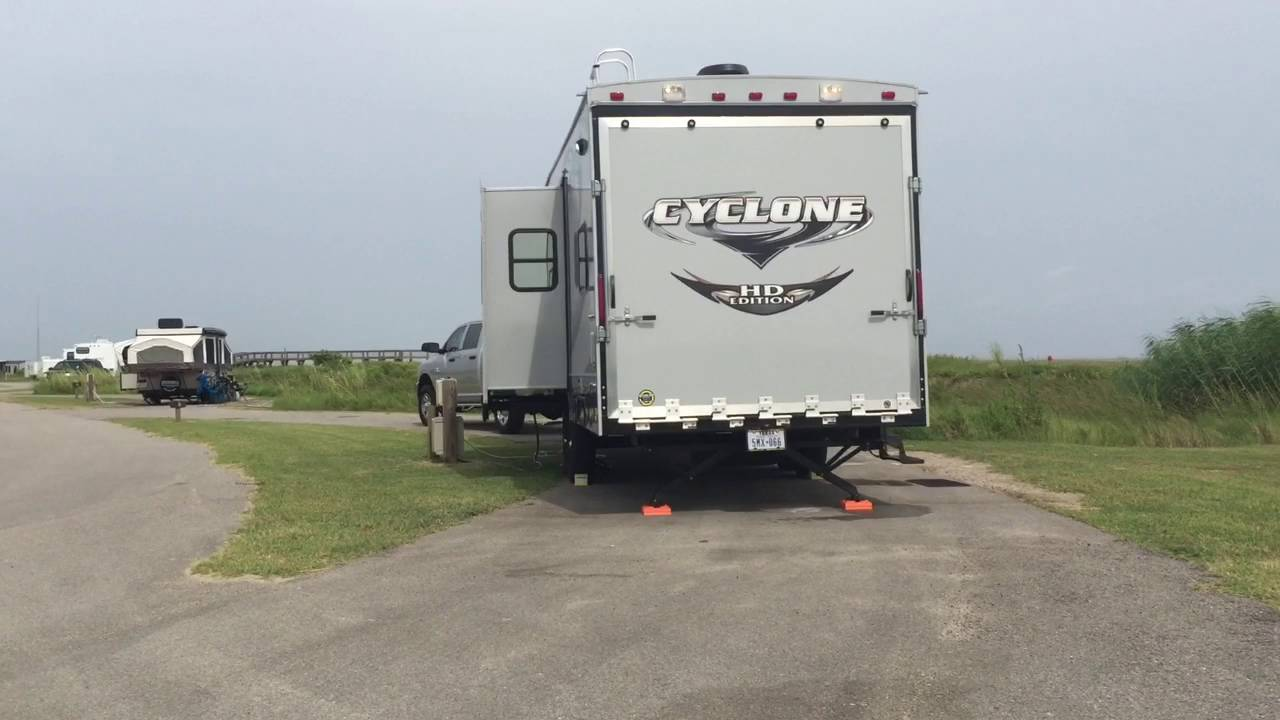 State parks in texas with rv hookups in texas
