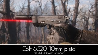 Colt 6520 - Fallout 4 - Mod Spotlight