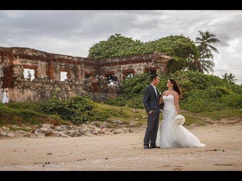 Briana sons wedding at the ruins pr destination weddings briana sons puerto rico wedding at the ruins junglespirit Gallery