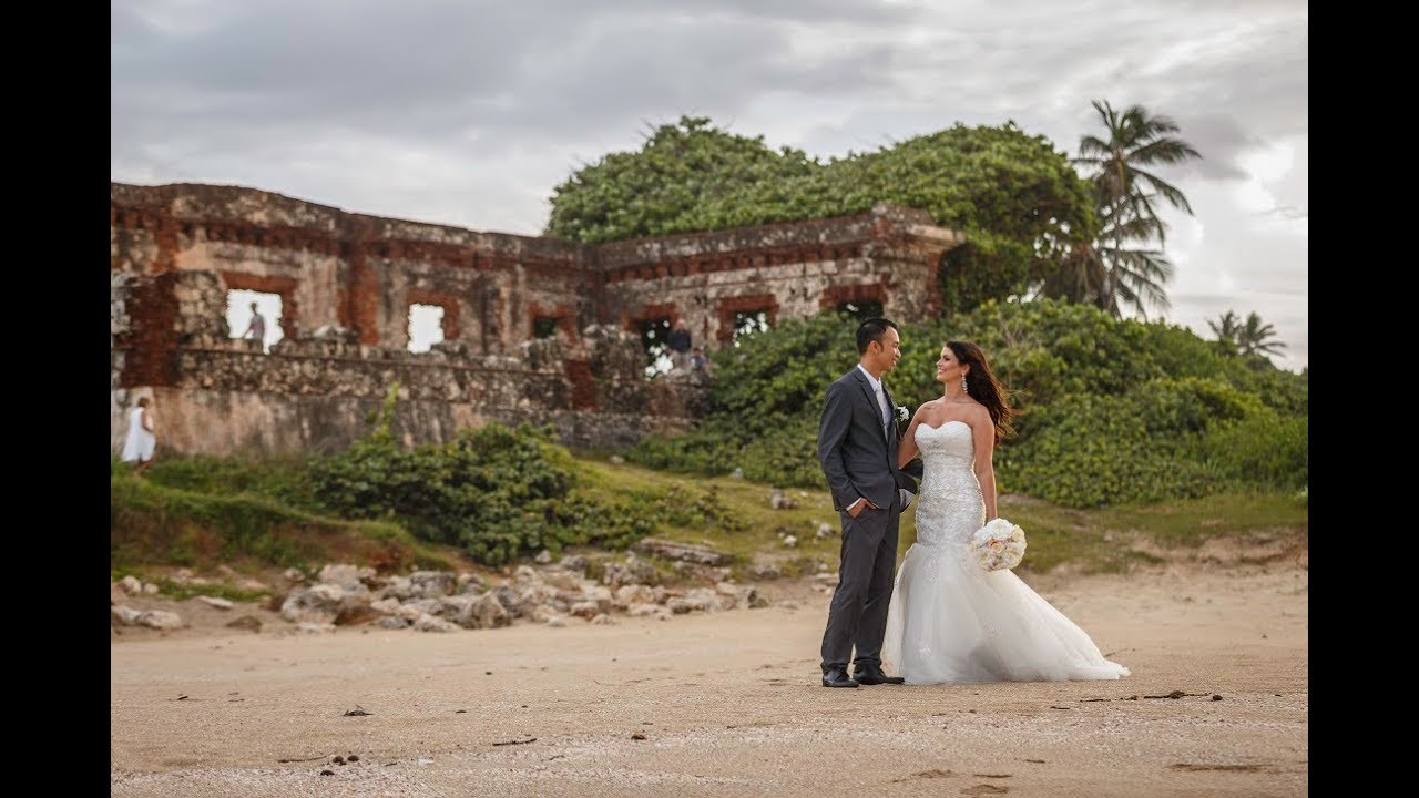 Briana sons puerto rico wedding at the ruins youtube briana sons puerto rico wedding at the ruins junglespirit Image collections