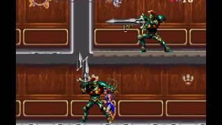 Castlevania - Dracula X - Castlevania - Dracula X stage 5 - User video