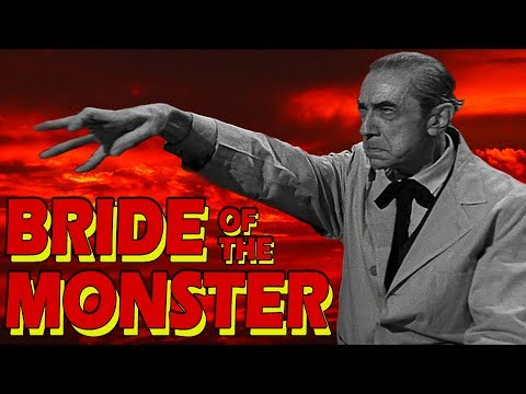 Dark Corners - Ed Wood's Bride of the Monster: Review