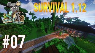 Minecraft 1.12 Server No Premium | RatitasNalgonas | Cap. 07 Preparando Mi casa.