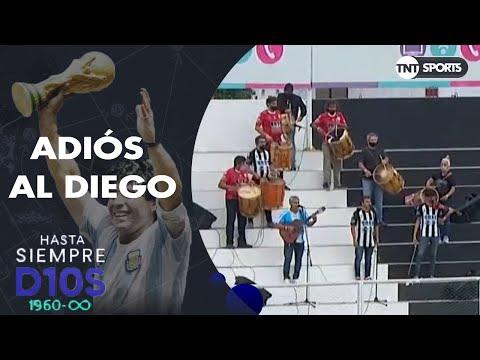 El homenaje a Diego Maradona en Santiago del Estero