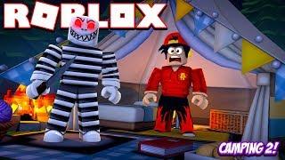 ROBLOX - CAMPING 2, SCARIEST TRIP SO FAR!!!