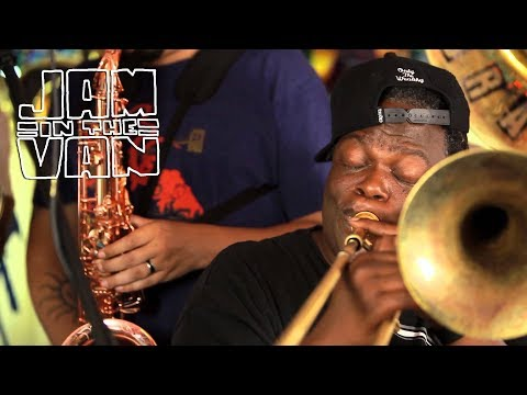 "REBIRTH BRASS BAND - ""Do Whatcha Wanna"" (Live in New Orleans) #JAMINTHEVAN"
