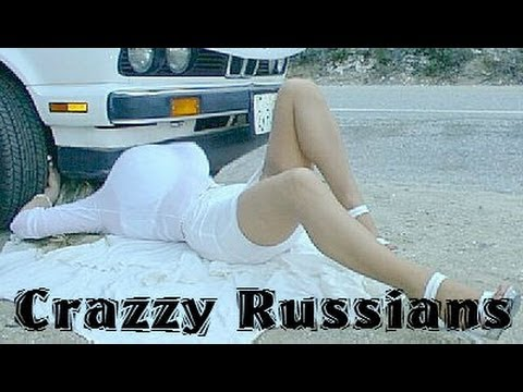 Russians Old Woman Fight Crazy 109