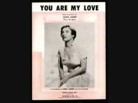 Joni James - You Are My Love (1955)