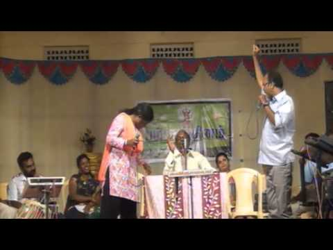 Vadavai Matha  Festival 2014 Day 8   Bombay Dinam Night Program