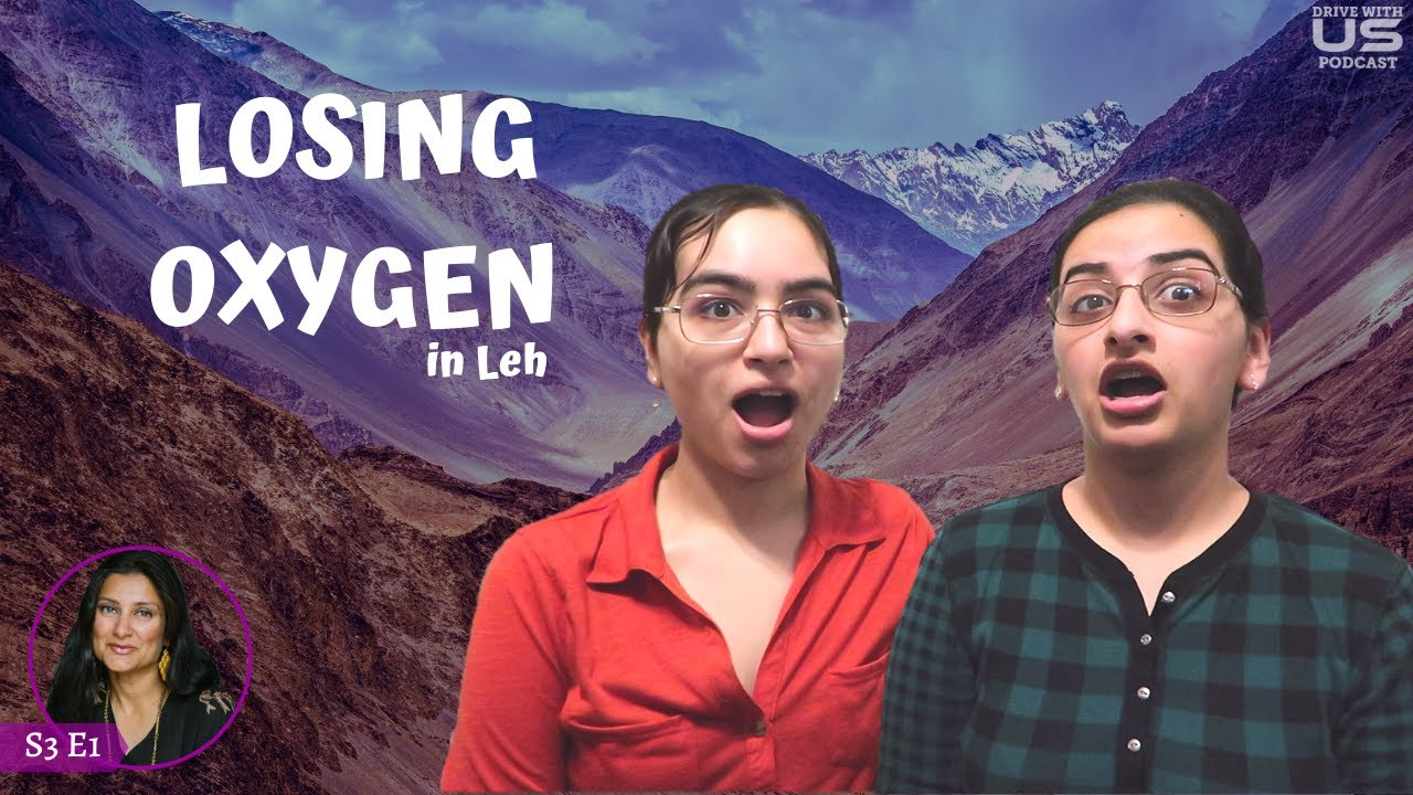 Losing Oxygen in Leh + Driving on the Wrong Side – Drive With Us Podcast (ft. Karthika Gupta – S3E1)