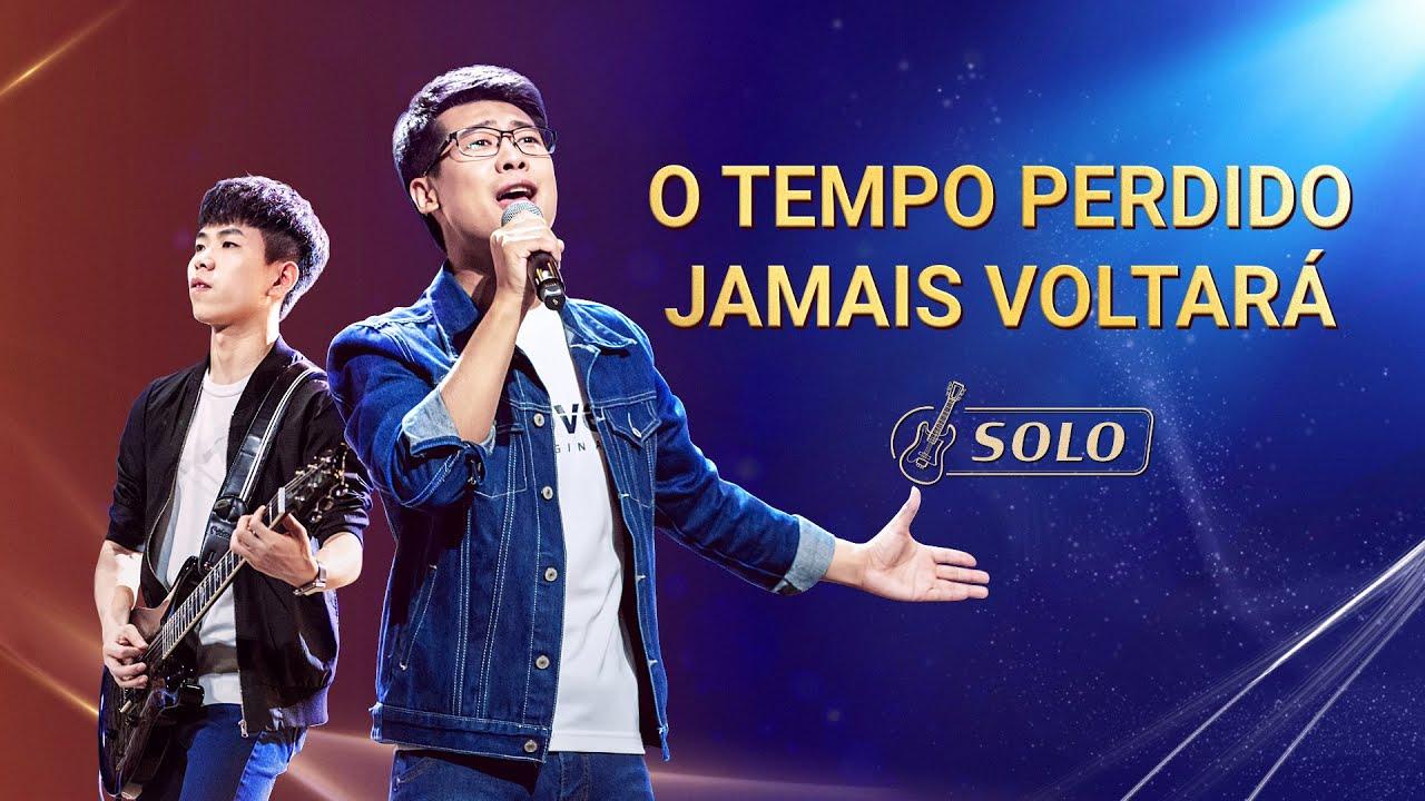 """Música gospel 2020 """"O tempo perdido jamais voltará"""""""