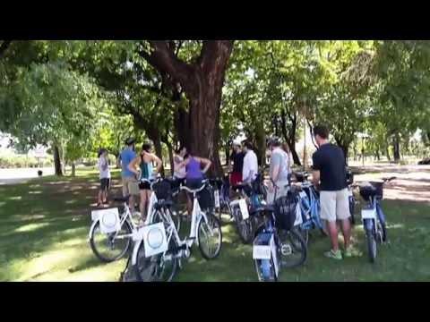 Buenos Aires Parks & Plazas Bike Tour