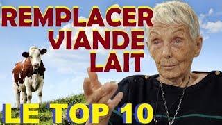 Remplacer VIANDE Et Lait : TOP 10 Des Aliments Pour Devenir Végétarien Avec Irène Grosjean