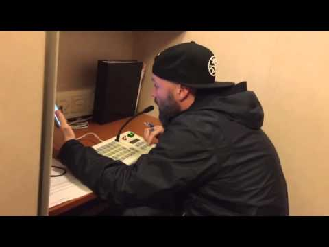 Limp Bizkit - Fred Durst makes his announcement in Shiprocked 2015