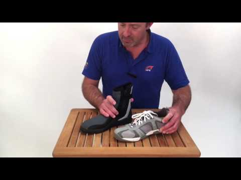 Fitting Tips for Sailing Shoes & Boots | Expert Advice