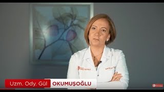 Odyoloji Uzmanı Gül Okumuşoğlu SAYAR - Kulak Burun Boğaz
