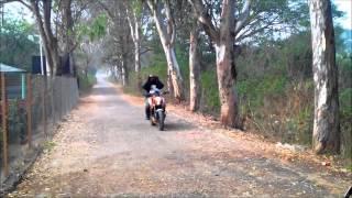 Ride To Manjeera Dam