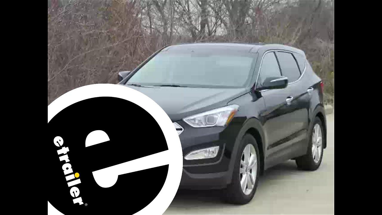 2014 Pathfinder Trailer Wiring Harness Installation Of A Trailer Wiring Harness On A 2013 Hyundai