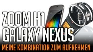 Zoom H1 - Galaxy Nexus - Kurzbericht | Crysis3