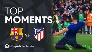 FC Barcelona vs Atlético de Madrid, three points that are worth gold