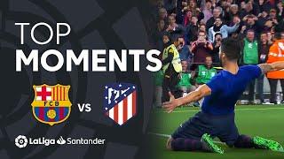 FC Barcelona vs Atlético de Madrid, tres puntos que valen oro