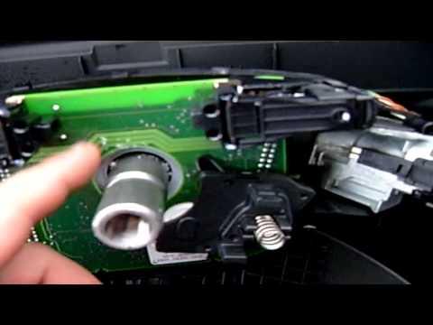 Tutorial Demontare Cim Opel Vectra C 2006 Z19dt Youtube