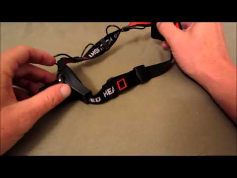 the-best-headlamp-under-$10---300-lumen-cree-led-headlamp-review