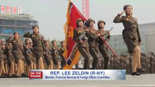 Rep. Lee Zeldin: We Need To Punish NK For Warmbier, While Remembering We Are Better Than Them