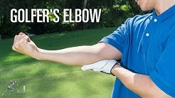 Golfer's elbow: Signs, symptoms and treatment of this common cause of elbow pain