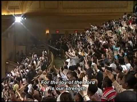 Holy Is The Lord - Brooklyn Tabernacle Choir