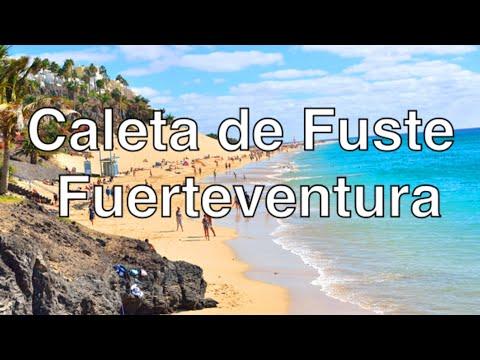 Caleta de Fuste  // Fuerteventura   // El Castillo // Costa Caleta HD