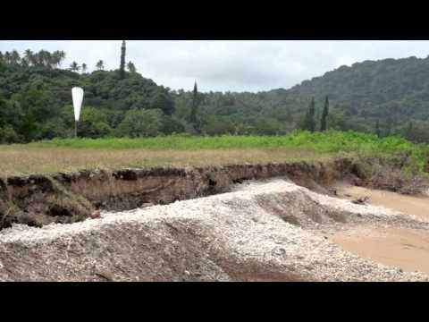 Vital Roads Pacific Adaptation to Climate Change, Epi Island, Vanuatu, produced by SPREP