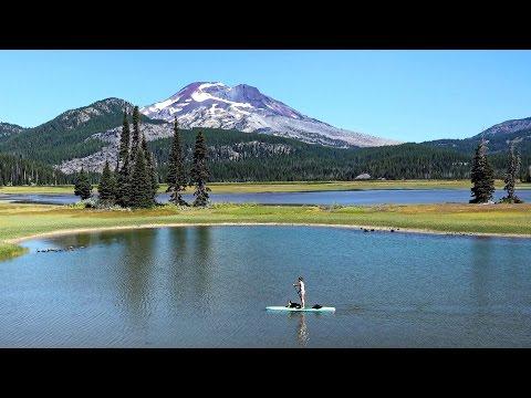 Oregon Cascades, USA in 4K (Ultra HD)