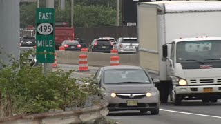 'Easy' commute greets drivers on first day of 495 closures