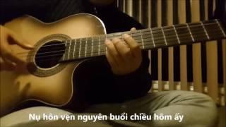 Thả vào mưa (Phạm Toàn Thắng) - Guitar solo