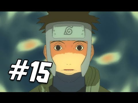 Naruto Shippuden Ultimate Ninja Storm 3 Walkthrough - Part 15 Two Jinchuuriki Gameplay Travel Video