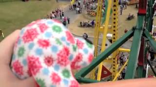 my trip to the fair! xD