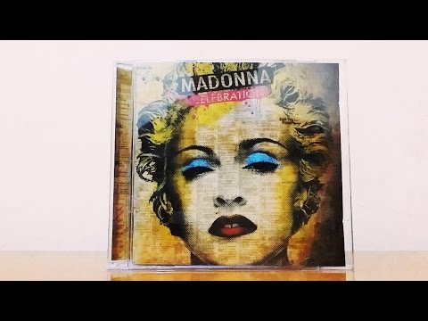 Madonna - Celebration (Deluxe Edition) (Unboxing