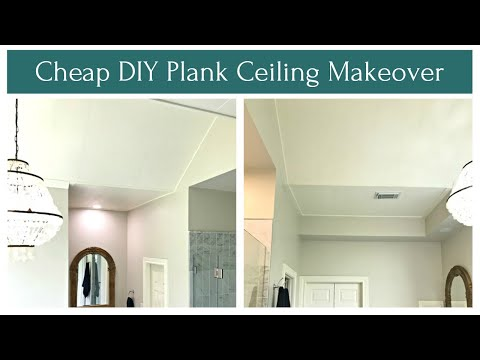 installing-this-cheap-diy-plank-bathroom-ceiling-over-drywall---week-2-orc