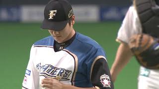 【プロ野球パ】ついに大谷を攻略!中村晃が逆転の2点タイムリー  2015/05/22 F-H