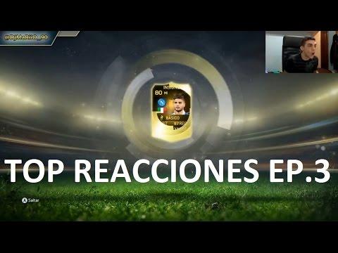 FIFA 15 | TOP Reacciones Pack Opening EP.3 | MIS MEJORES SOBRES | DjMaRiiO