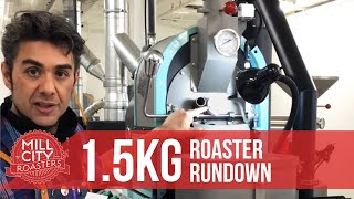 1.5 Kilogram Roaster Rundown
