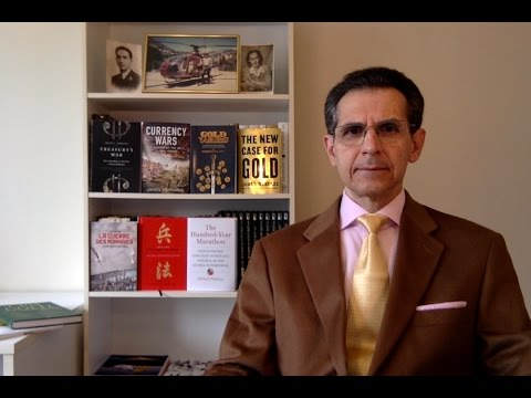 Popescu Report - Shanghai, Moscow, Riyadh and Gold