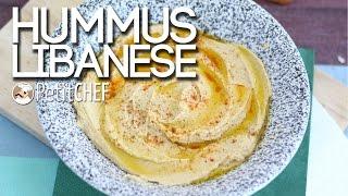 Hummus Ricetta Originale Libanese.Cucina Etnica Come Preparare Hummus Libanese Tutorial Petitchef It Youtube