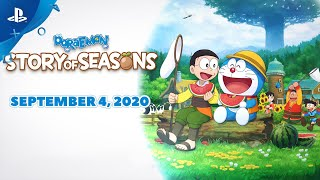 Doraemon: Story of Seasons (PS4)