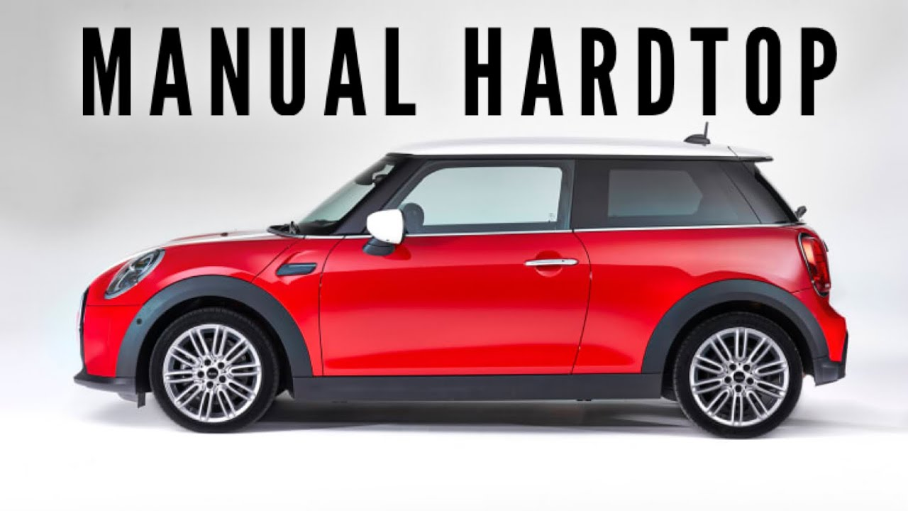 Nothing Better Than A Manual MINI Cooper Hardtop