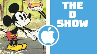Macintosh Games - The D Show - Rated G For Everyone